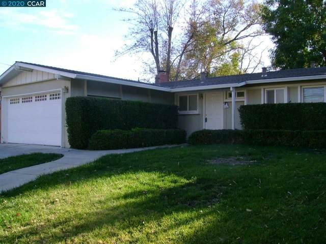 Valmar Dr, Concord, CA 94521 (#CC40930083) :: Intero Real Estate