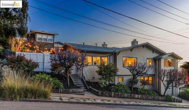 210 Ricardo Avenue, Piedmont, CA 94611 (#EB40930094) :: The Kulda Real Estate Group