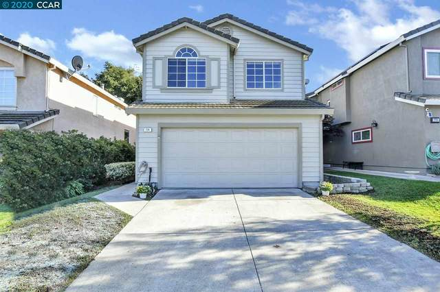774 Bayshore Street, Martinez, CA 94553 (#CC40930120) :: The Kulda Real Estate Group