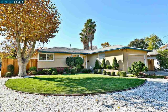 3154 Windsor Pl, Concord, CA 94518 (#CC40930127) :: Intero Real Estate