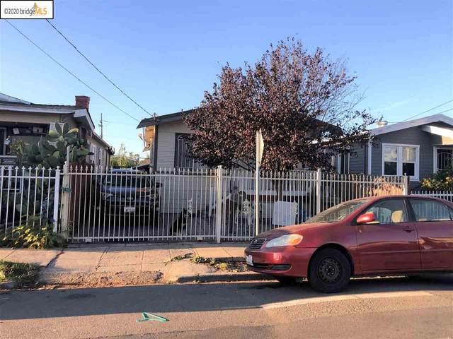 1223 77Th Ave, Oakland, CA 94621 (#EB40930163) :: Schneider Estates
