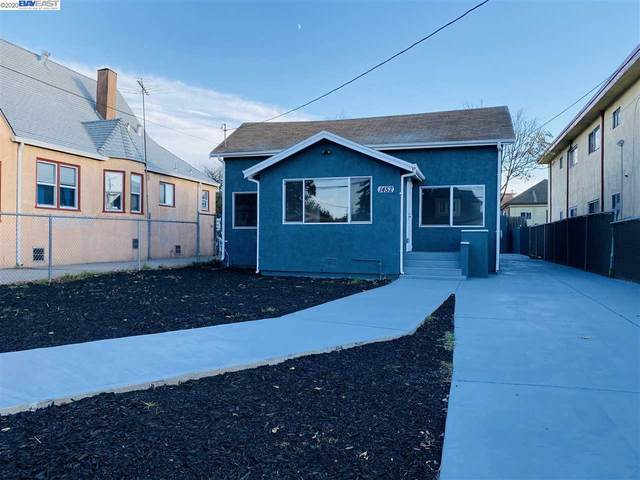 1452 88TH AVE, Oakland, CA 94621 (#BE40930181) :: RE/MAX Gold