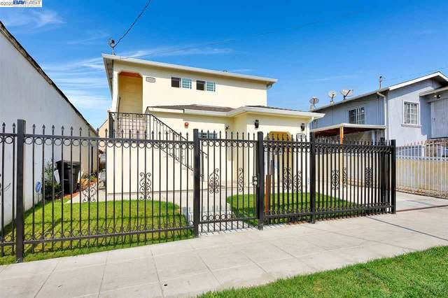 1905 62nd Ave., Oakland, CA 94621 (#BE40930184) :: The Goss Real Estate Group, Keller Williams Bay Area Estates
