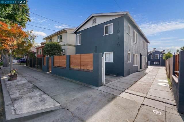 1616 Prince St, Berkeley, CA 94703 (#CC40930226) :: The Goss Real Estate Group, Keller Williams Bay Area Estates