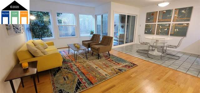 22 Moss Ave 103, Oakland, CA 94610 (#MR40930230) :: The Kulda Real Estate Group