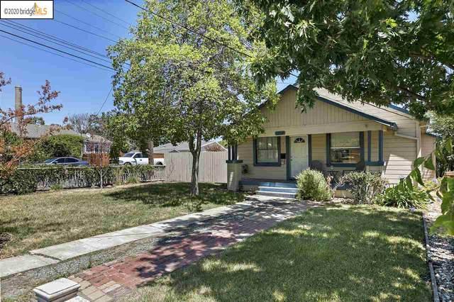 1264 Plaza Dr, Martinez, CA 94553 (#EB40930233) :: The Kulda Real Estate Group