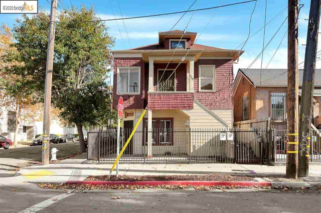 2542 Filbert, Oakland, CA 94607 (#EB40930242) :: The Gilmartin Group