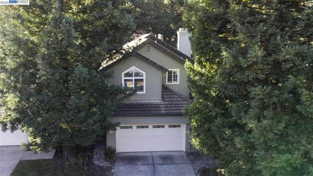 1608 N Clear Creek Pl, Danville, CA 94526 (#BE40928707) :: Robert Balina | Synergize Realty