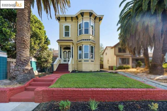 1710 Adeline Street, Oakland, CA 94607 (#EB40930303) :: The Gilmartin Group