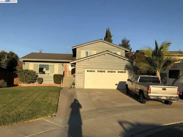 36030 Wellington Pl, Fremont, CA 94536 (#BE40929594) :: Real Estate Experts