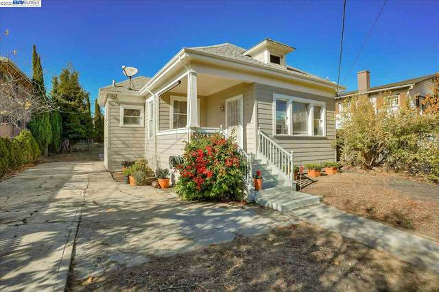 3045 Pleitner Ave, Oakland, CA 94602 (#BE40930260) :: Robert Balina | Synergize Realty