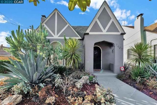 7407 Ney Ave, Oakland, CA 94605 (#CC40930336) :: The Kulda Real Estate Group