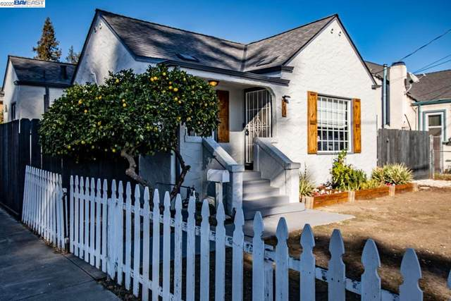 254 Cherry, Hayward, CA 94541 (#BE40930128) :: Strock Real Estate