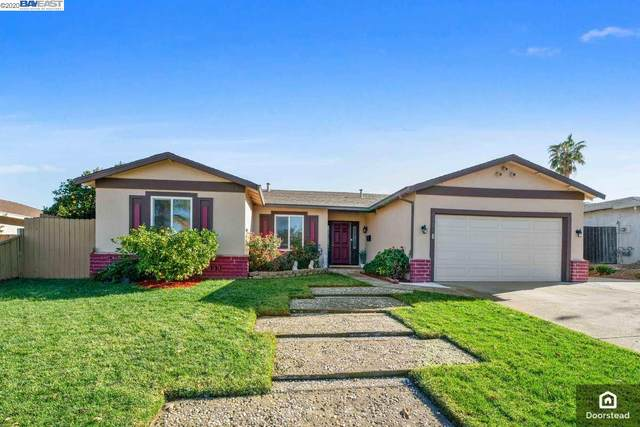 1701 Lilac Ln, Antioch, CA 94509 (#BE40930386) :: The Realty Society