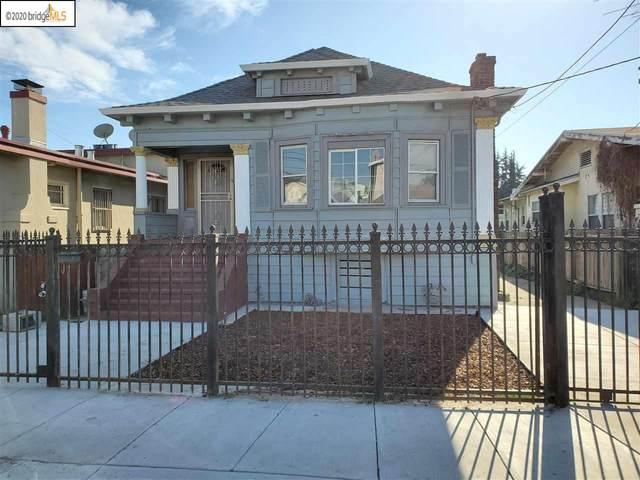 5393 Princeton St, Oakland, CA 94601 (#EB40930399) :: Robert Balina   Synergize Realty