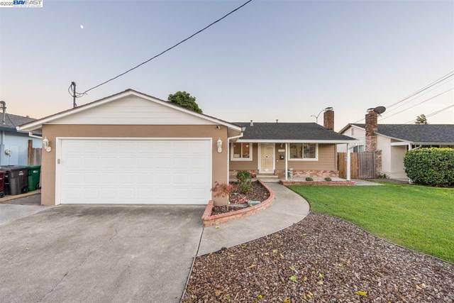 2472 Cryer St, Hayward, CA 94545 (#BE40930400) :: The Kulda Real Estate Group
