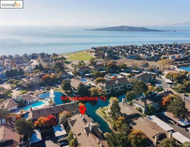 94 Lakeshore Ct, Richmond, CA 94804 (#EB40930402) :: Real Estate Experts