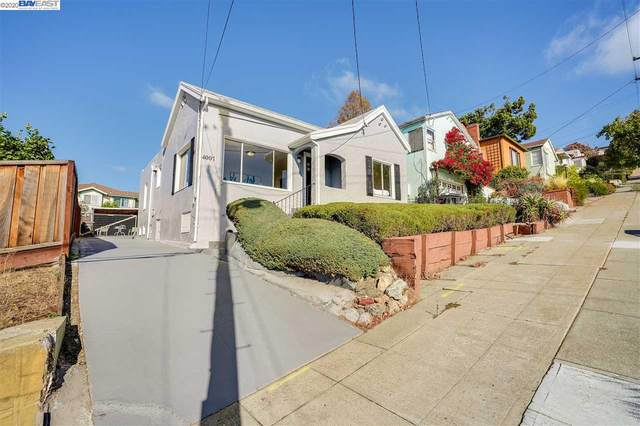 4007 Midvale Ave, Oakland, CA 94602 (#BE40930442) :: The Kulda Real Estate Group