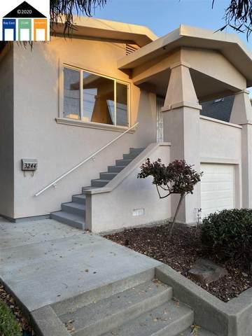 3244 Dakota St, Oakland, CA 94602 (#MR40930452) :: Real Estate Experts