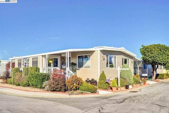 1150 W Winton # 507, Hayward, CA 94545 (#BE40930464) :: Strock Real Estate