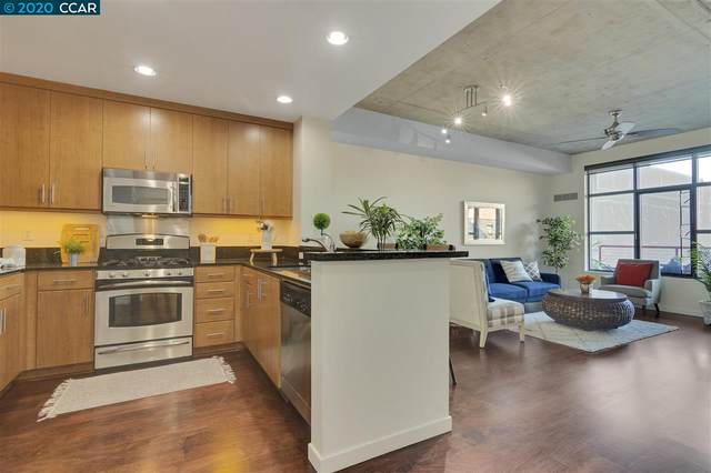 288 3rd St 411, Oakland, CA 94607 (#CC40930467) :: The Gilmartin Group