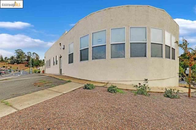445 Valley View Road, El Sobrante, CA 94803 (#EB40929830) :: The Goss Real Estate Group, Keller Williams Bay Area Estates