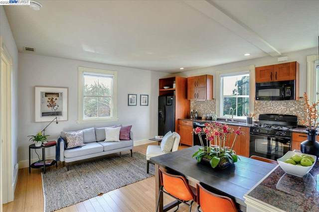 3084 22nd Avenue #3, Oakland, CA 94602 (#BE40930488) :: The Kulda Real Estate Group