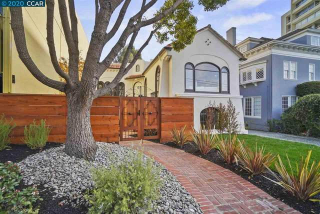 310 Lee St, Oakland, CA 94610 (#CC40930490) :: The Kulda Real Estate Group