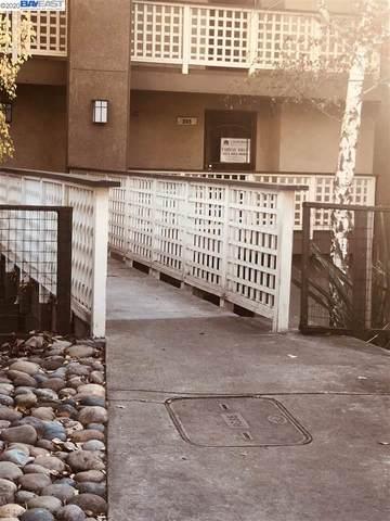 705 Canonbury Way 285, Hayward, CA 94544 (#BE40930499) :: Strock Real Estate