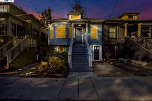 2019 Prince St, Berkeley, CA 94703 (#BE40930504) :: Robert Balina   Synergize Realty