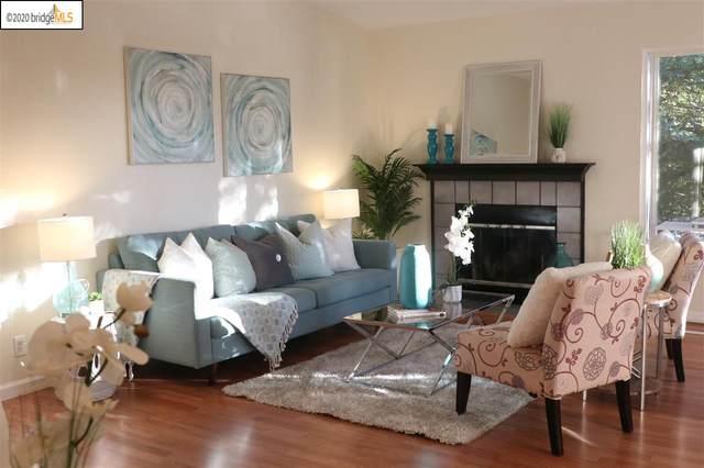 700 Canyon Oaks Dr G, Oakland, CA 94605 (#EB40930469) :: Robert Balina   Synergize Realty