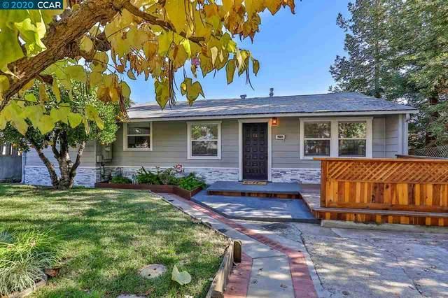 1030 Oak St, Martinez, CA 94553 (#CC40929750) :: The Kulda Real Estate Group