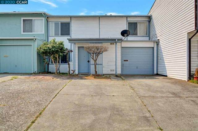 5102 Fleming Ave, Richmond, CA 94804 (#CC40930529) :: The Kulda Real Estate Group