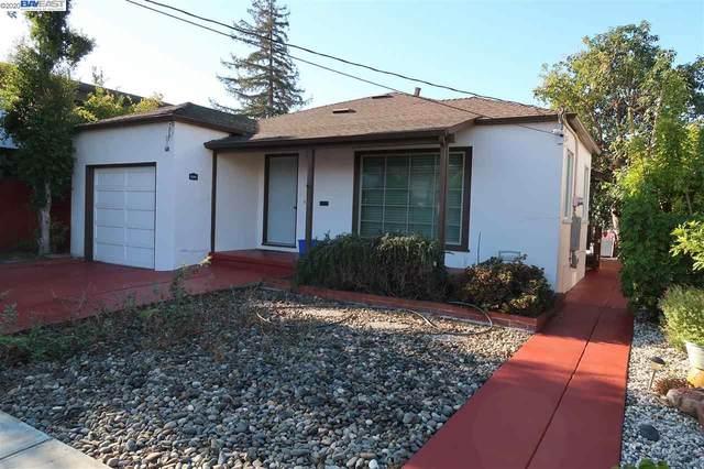 2245 Buena Vista Ave, San Leandro, CA 94577 (#BE40930536) :: The Kulda Real Estate Group