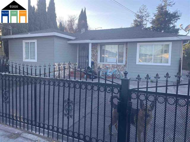 315 Darien Ave, Oakland, CA 94603 (#MR40930545) :: Strock Real Estate