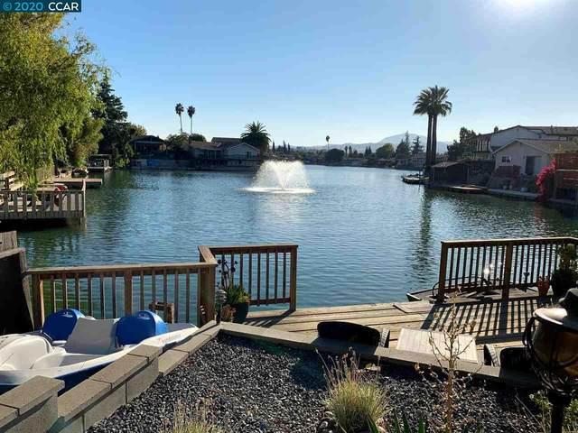 48 N Lake Dr, Antioch, CA 94509 (#CC40930575) :: The Kulda Real Estate Group