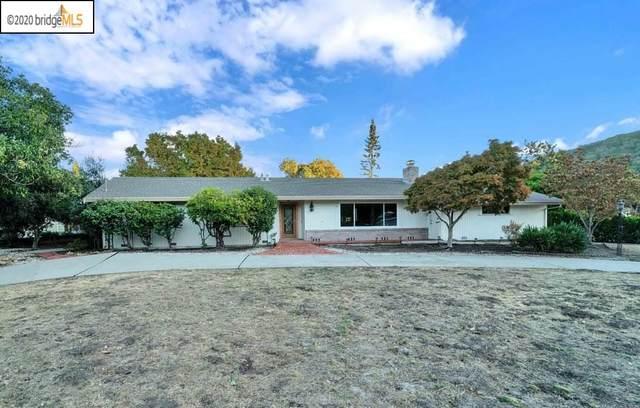 1325 Rimer Dr, Moraga, CA 94556 (#EB40930596) :: The Kulda Real Estate Group
