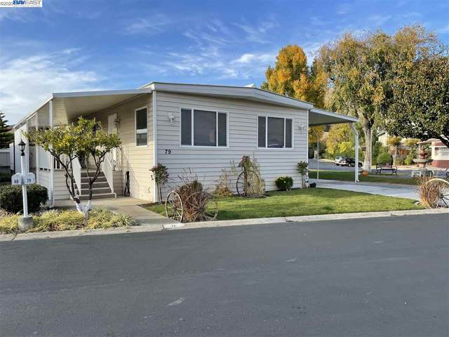 711 Old Canyon Rd 79, Fremont, CA 94536 (#BE40930495) :: The Sean Cooper Real Estate Group