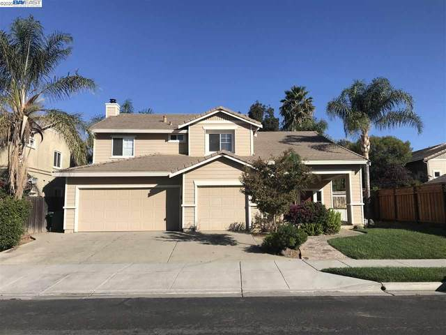 801 Walker Ct, Brentwood, CA 94513 (#BE40929140) :: Robert Balina | Synergize Realty