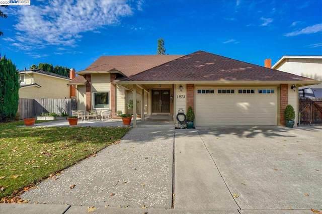 1972 Paseo Del Cajon, Pleasanton, CA 94566 (#BE40930322) :: The Goss Real Estate Group, Keller Williams Bay Area Estates