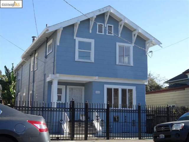 1616 25Th Ave, Oakland, CA 94601 (#EB40930678) :: The Kulda Real Estate Group