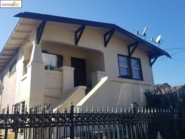 10411 San Leandro St, Oakland, CA 94603 (#EB40930688) :: The Sean Cooper Real Estate Group