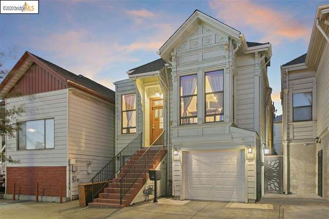 230 7Th St, Oakland, CA 94607 (#EB40930705) :: The Gilmartin Group