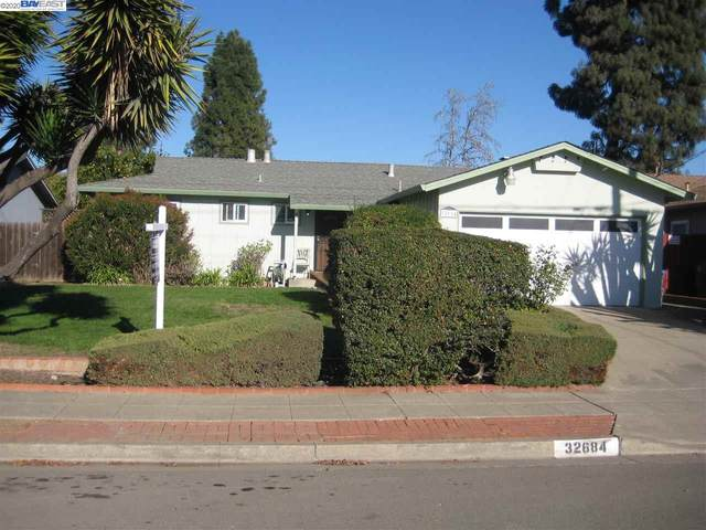 32684 Ithaca St, Union City, CA 94587 (#BE40930707) :: The Kulda Real Estate Group