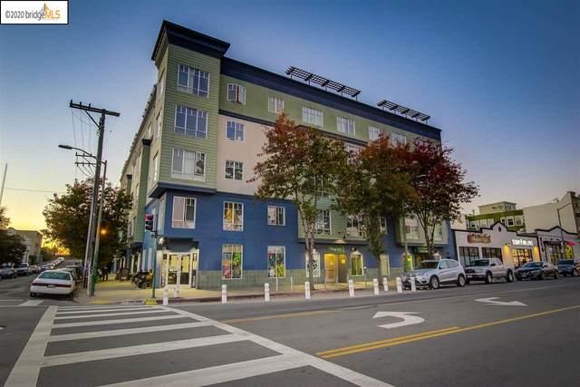 2407 Telegraph Ave 510, Oakland, CA 94612 (#EB40930728) :: Schneider Estates