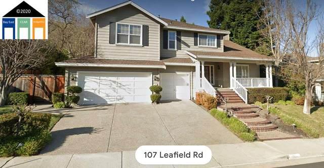 107 Leafield, Danville, CA 94506 (#MR40930756) :: The Sean Cooper Real Estate Group