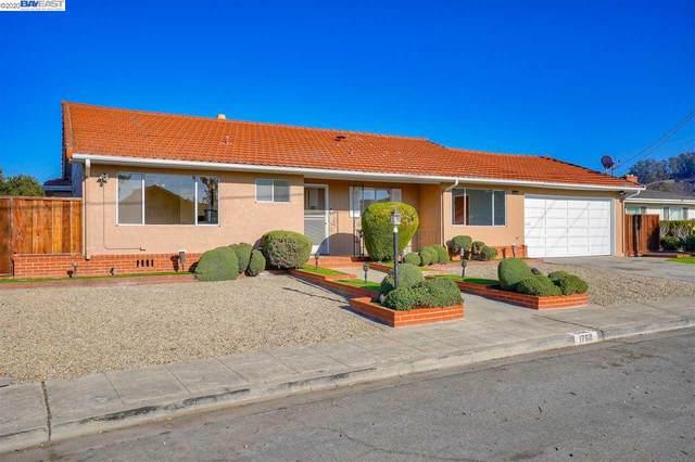 1760 View Dr, San Leandro, CA 94577 (#BE40930787) :: Olga Golovko