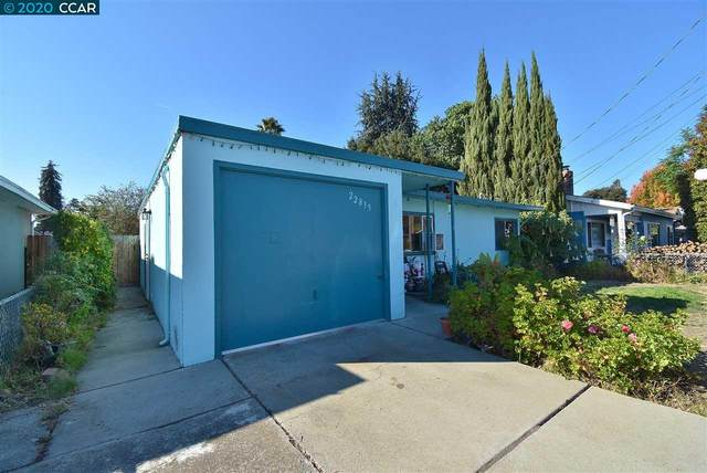 22835 Arnold Ct, Hayward, CA 94541 (#CC40930534) :: Real Estate Experts