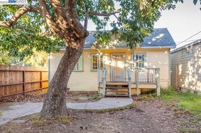 924 46Th St, Oakland, CA 94608 (#BE40930808) :: The Gilmartin Group