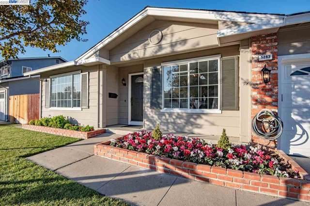5283 Crestline Way, Pleasanton, CA 94566 (#BE40930763) :: Olga Golovko